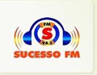 Rádio SUCESSO FM  96,3-ORIXIMINÁ-PA SEGUNDA A SÁBADO DAS 5:30 AS 6:00